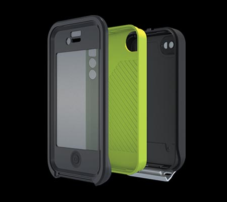 best sneakers f2571 f68e5 OtterBox Armor Series iPhone 4 Case | Gadgetsin