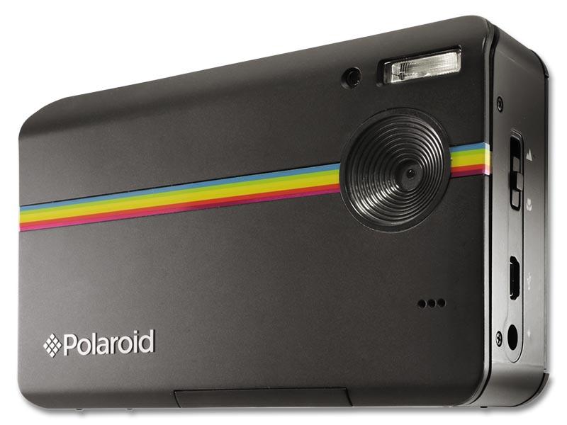 polaroid z2300 instant digital camera gadgetsin. Black Bedroom Furniture Sets. Home Design Ideas