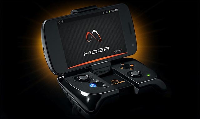 PowerA MOGA Wireless Game Controller for Android Devices