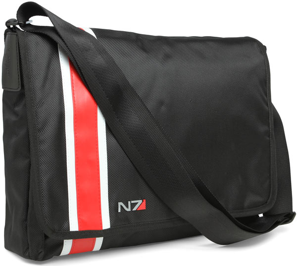 Razer Mass Effect 3 Messenger Bag
