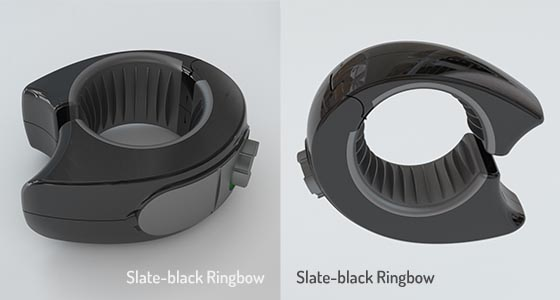Ringbow Game Controller for Smartphones and Tablets