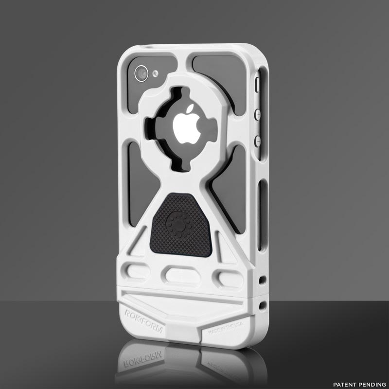 Rokform Rokbed v3 Custom iPhone 4 Case