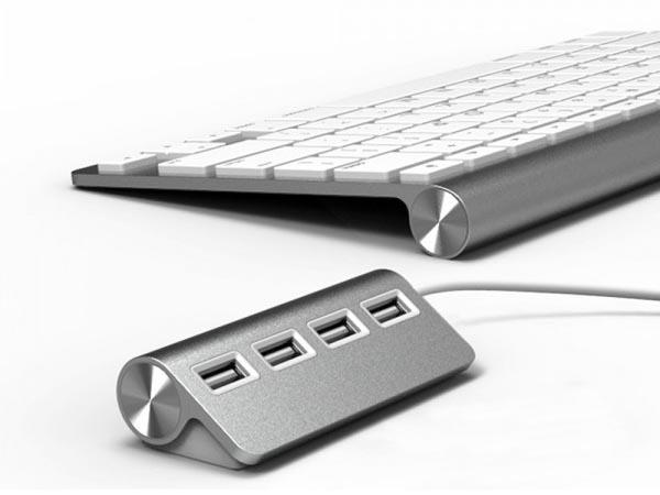Satechi Aluminum USB Hub