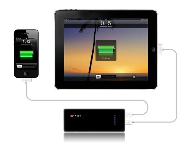 Satechi Portable Energy Station Backup Battery