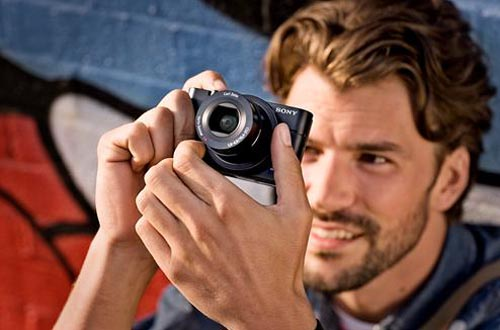 Sony Cyber-shot DSC-RX100 Compact Camera