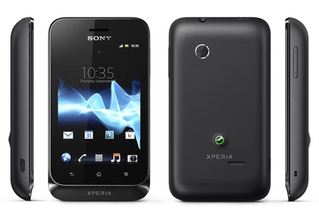 Sony Xperia tipo Android Phone Announced