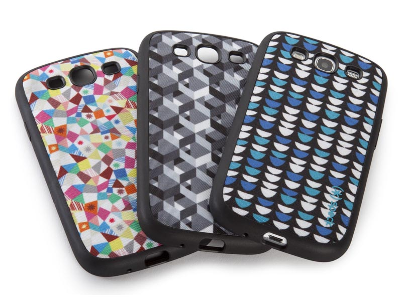 Cooling Case For Samsung Galaxy S3 : Speck fabshell galaxy s case gadgetsin