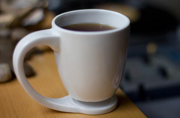 The Floating Coffee Mug