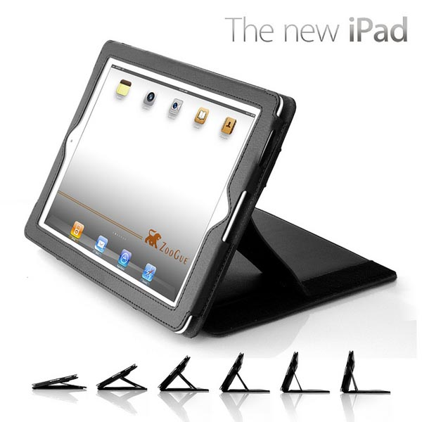 ZooGue Genius Leather iPad 3 Case