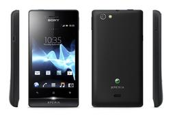 Sony Xperia miro Android Phone Announced