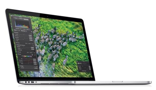 Apple MacBook Pro with Retina Display Announced