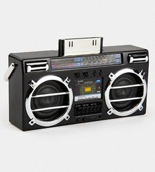 Mini Boombox Dock Speaker