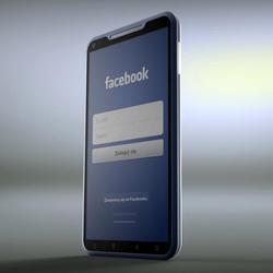 Bluephone Facebook Smartphone Design Concept