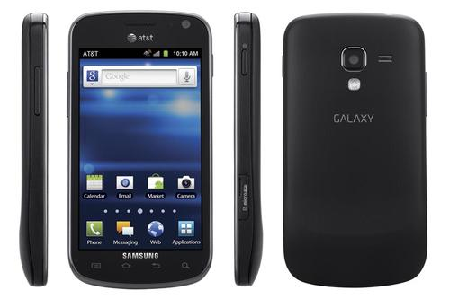 Samsung Galaxy Exhilarate Android Phone