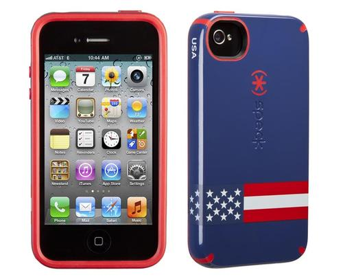 Speck Limited Edition CandyShell Flag iPhone 4 Case for London Olypics
