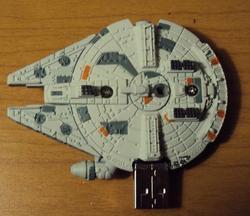 Star Wars Millennium Falcon USB Drive