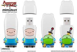 Adventure Time Mimobot USB Flash Drive Series