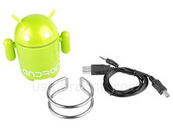 Android Robot Styled MP3 Player