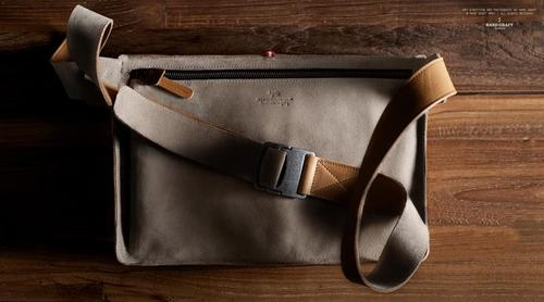 Hard Graft Flat Pack iPad Bag