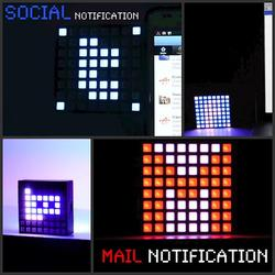 L8 Smart LED Light for Smartphone and PC
