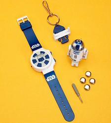 Star Wars Remote Control R2-D2 Digital Watch