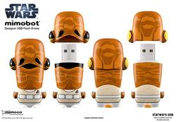 Mimoco Star Wars Series 8 Mimobot USB Flash Drives
