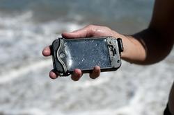 The Scuba Suit iPhone 4 Case
