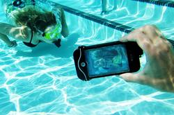 The Scuba Suit iPhone 4 Case