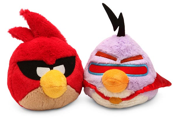 Angry Birds Stuffed Toys : Angry birds space plush toy gadgetsin