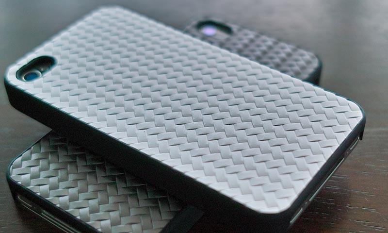 Arctic Metal Wave iPhone 4 Case