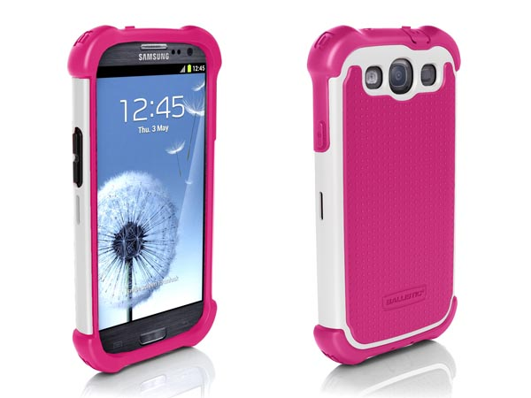The SG Max Series Samsung Galaxy S3 case is available 5 color schemes