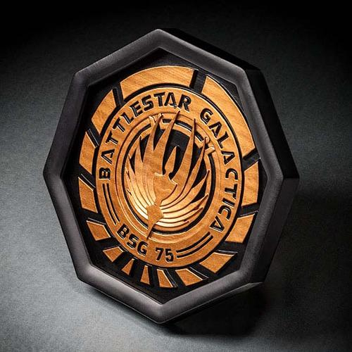 Battlestar Galactica Drink Coaster Set