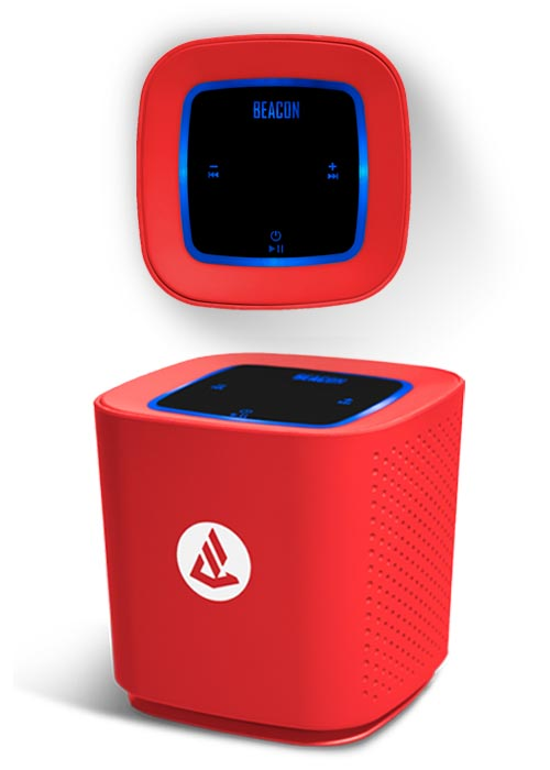 Beacon Audio Phoenix Portable Wireless Speaker
