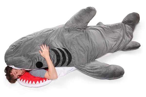 Chumbuddy Shark Shaped Sleeping Bag