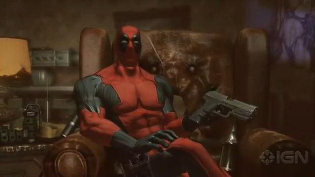 Deadpool The Game Teaser Trailer