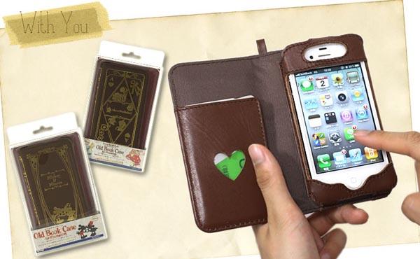 Old Book Case Disney Iphone : Disney character old book iphone case gadgetsin