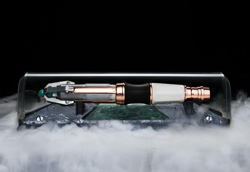 Doctor Who Sonic Screwdriver Programmable TV Remote
