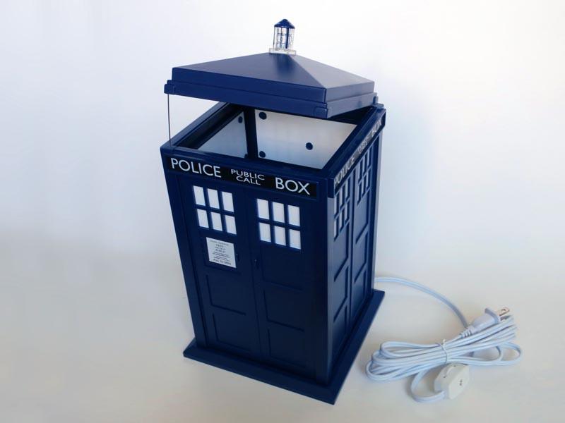 Doctor Who TARDIS Night Light | Gadgetsin