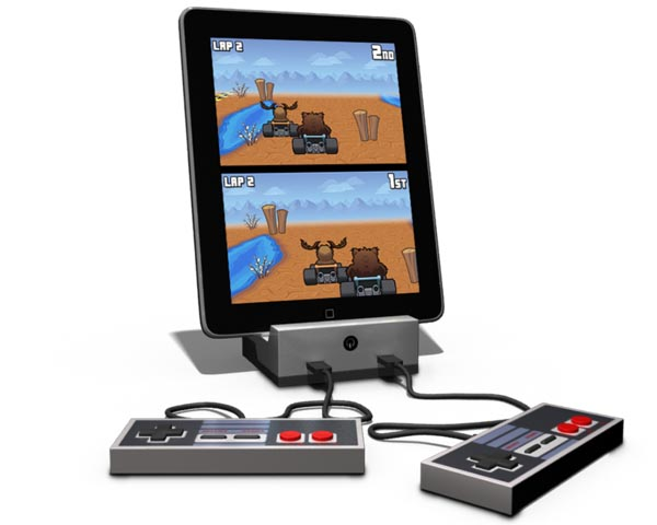 GameDock Turn Your iOS Device into Game Console