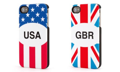 Griffin Nations iPhone 4 Case Series
