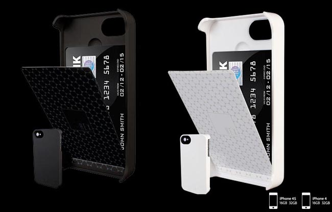 HEX Stealth iPhone 4 Case