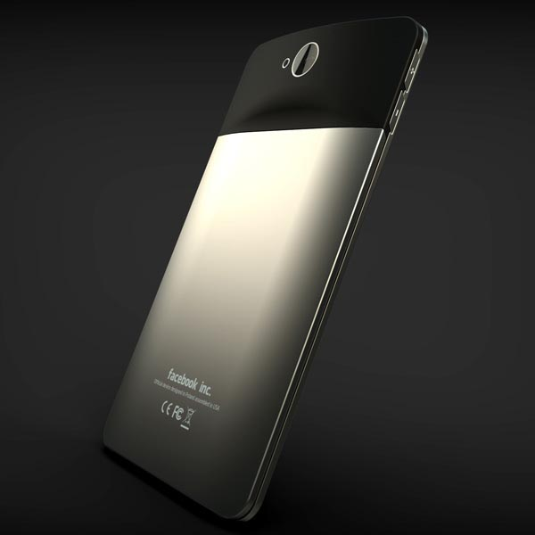 Off Road Design >> HTC Facebook Smartphone Design Concept | Gadgetsin