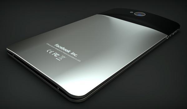 HTC Facebook Smartphone Design Concept