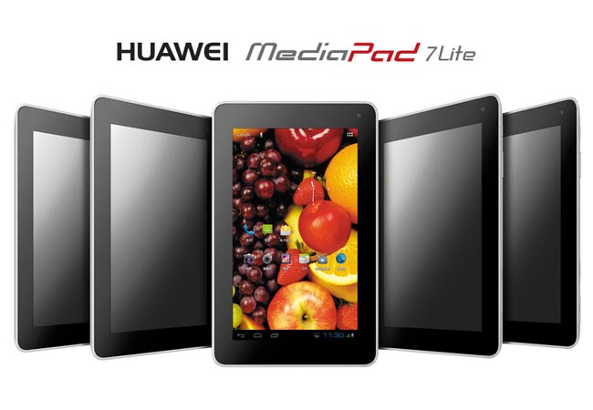 Huawei MediaPad 7 Lite Android Tablet