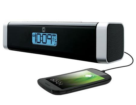 iHome iC6 Portable Speaker with USB Charger