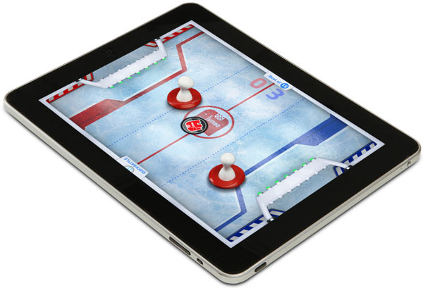 iPieces Air Hockey for iPad