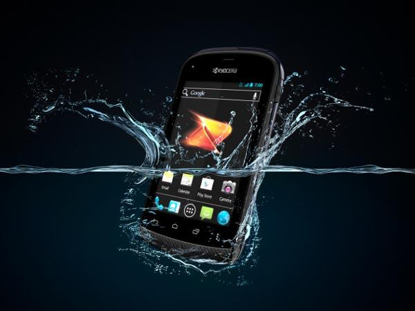 Kyocera Hydro Waterproof Android Phone