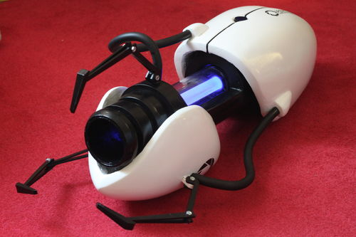 Make Your Own Portal Gun