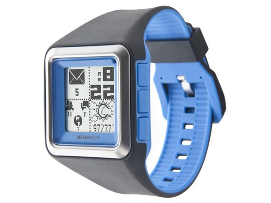 MetaWatch Strata Smart Watch