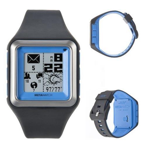 MetaWatch Strata Smart Watch